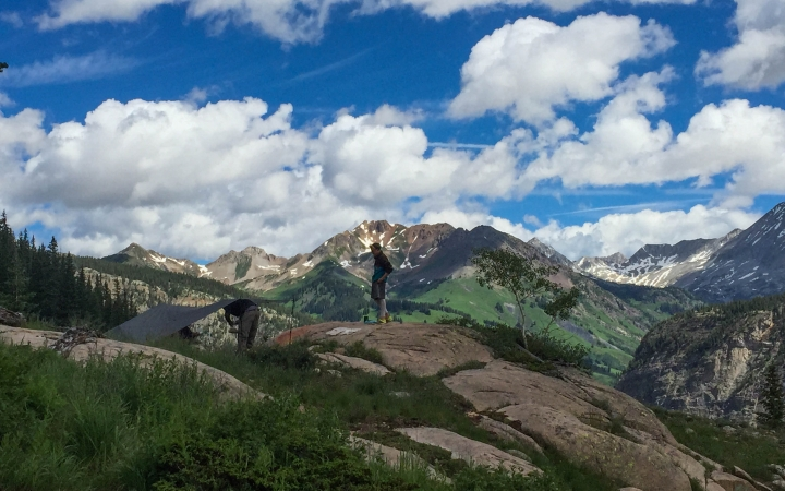 colorado rockies wilderness expedition for teens