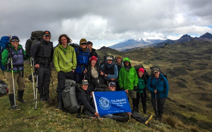 international gap year backpacking program