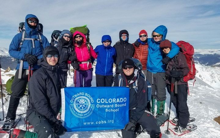 mountaineering school in ecuador