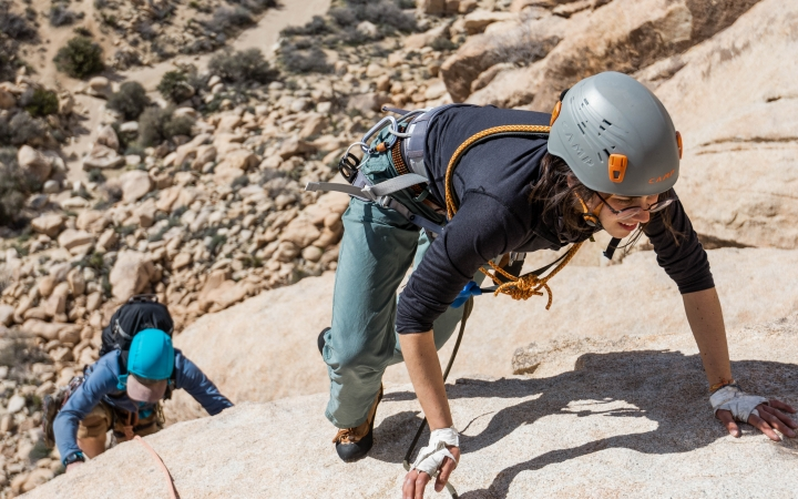 gap year rock climbing semester in colorado