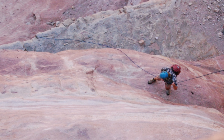 canyoneering adventure trips for young adults