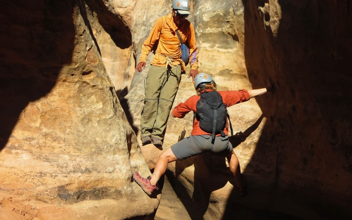 80f006e6513 Southwest Canyoneering Outdoor Course for Adults