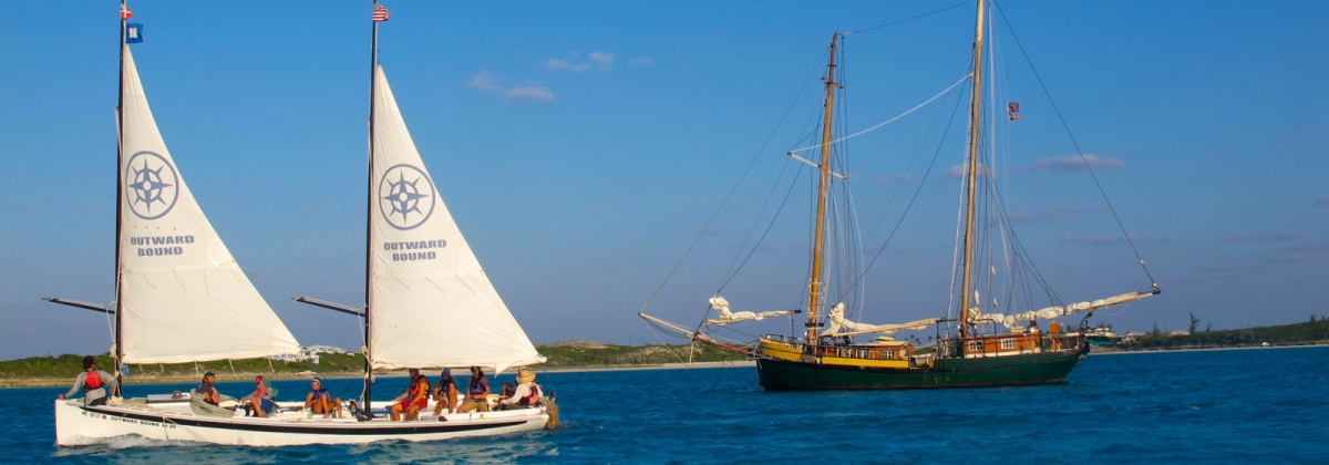 Bahamas Sailing Outdoor Education for Adults | Outward Bound | Outward Bound