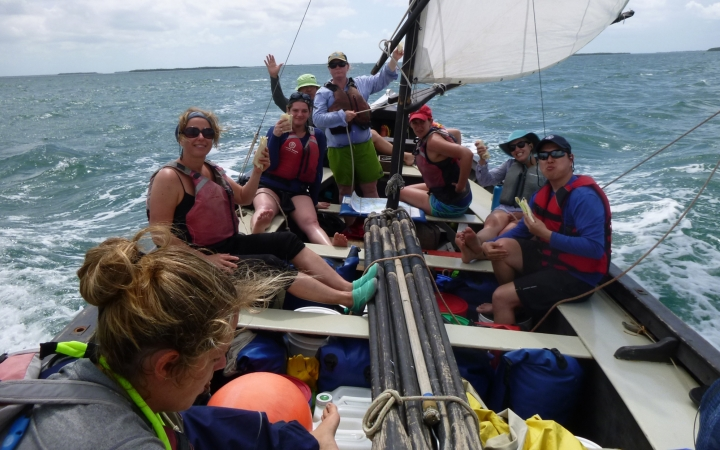 sailing trip for adults