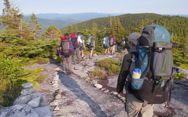 outdoor educator course in maine