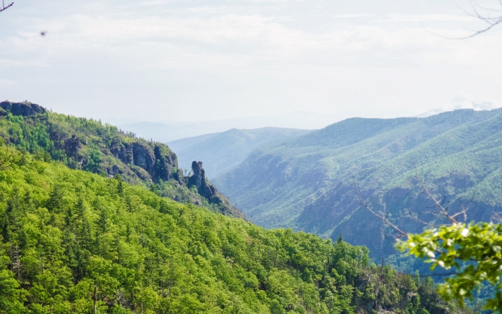 Outdoor Education Training in the Blue Ridge Mountains Outward
