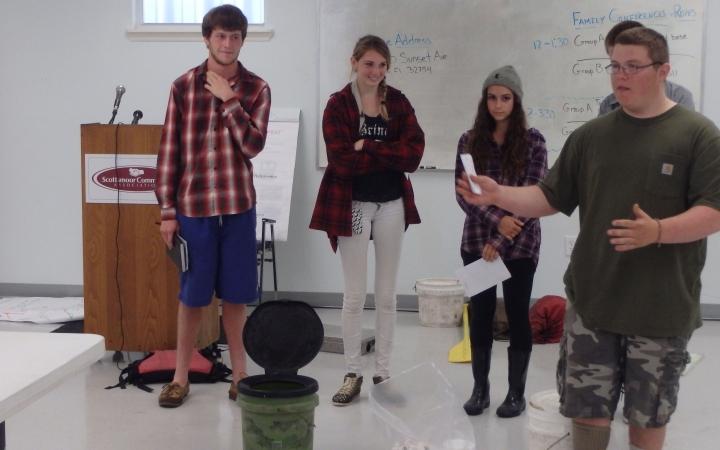 Intercept Florida Program for Troubled Teens | Outward Bound
