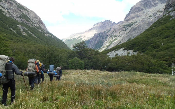 outdoor program to patagonia for adults
