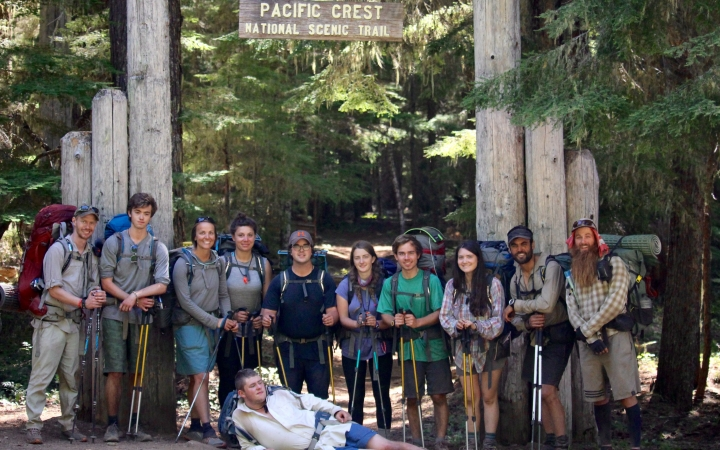 hike the pct