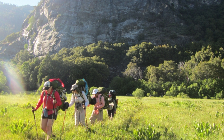 outdoor leadership program for adults only
