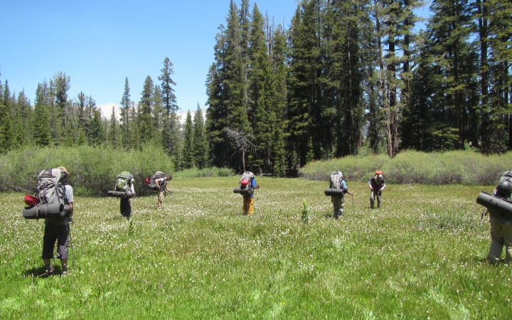 outdoor leadership program for teens in yosemite national park