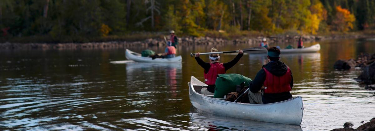 boundary waters canoeing wilderness program outward bound