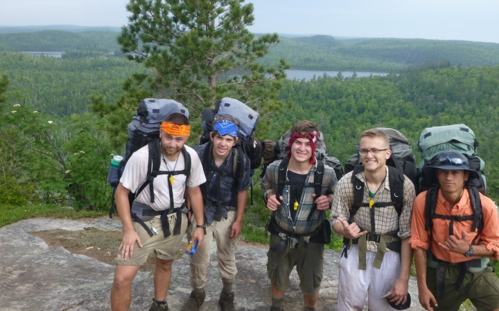 boundary waters backpacking