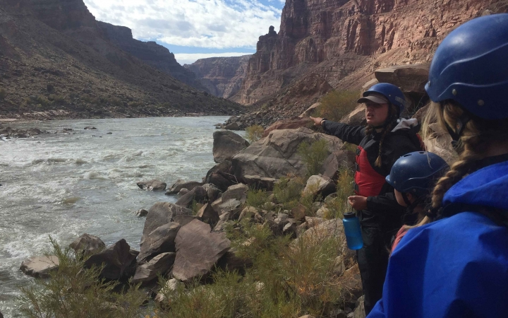 rafting adventure trip in the southwest