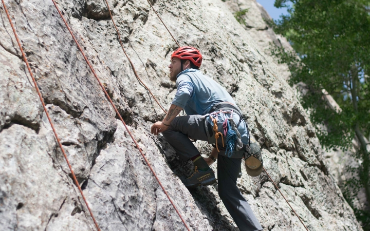 southwest rock climbing
