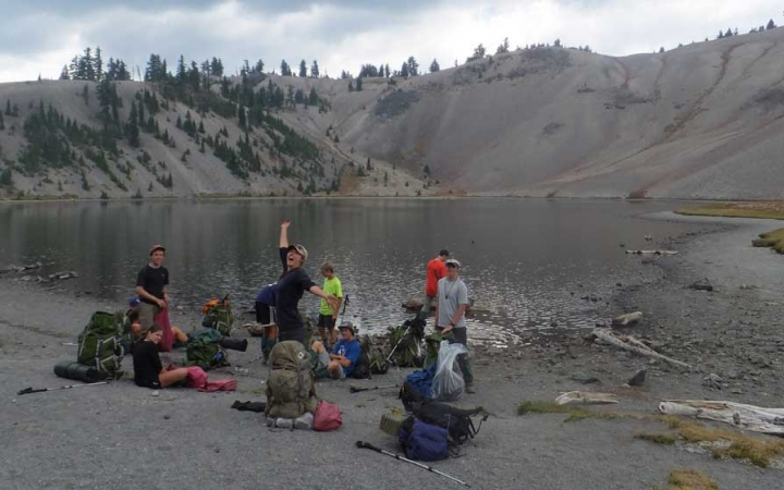 wilderness expedition for teens