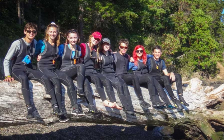 wilderness program for teens