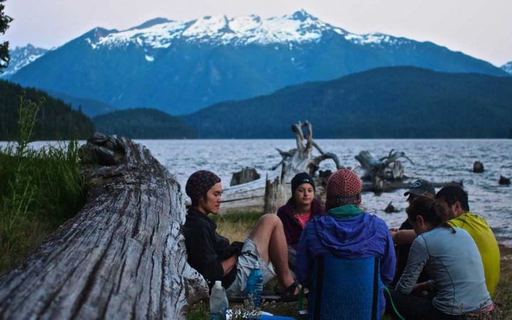 pacific northwest backpacking program for teens