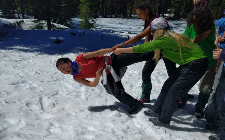 backpacking adventure camp for teens