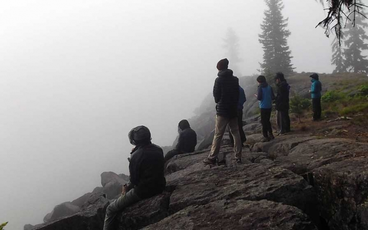 backpacking course for teens in pacific northwest
