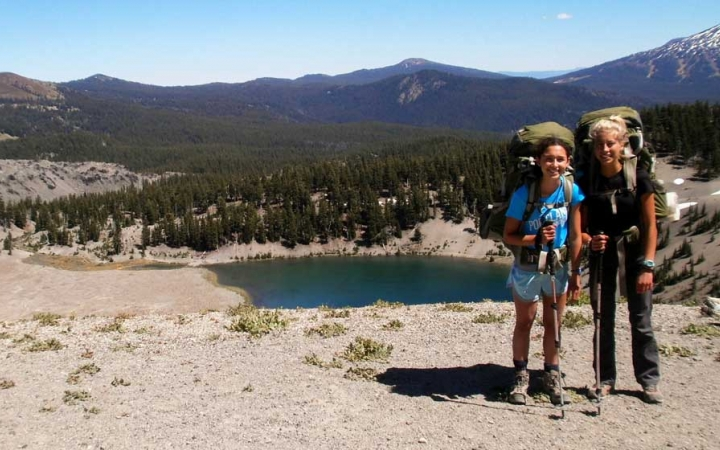 mountaineering camp for teens in oregon