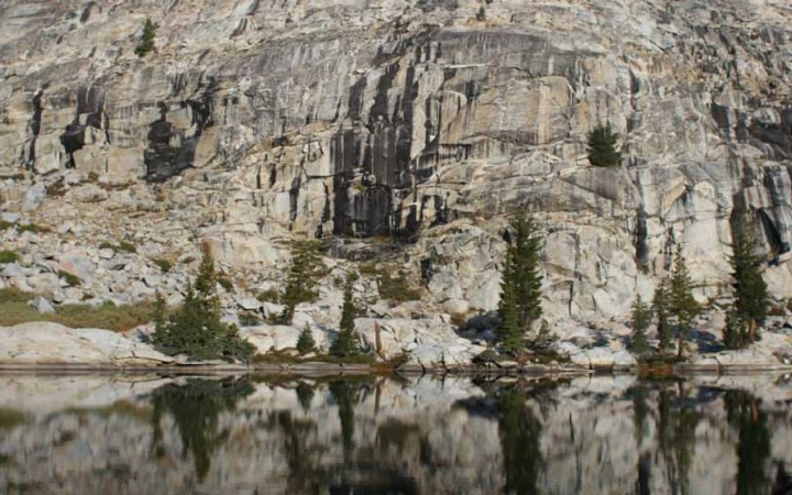 yosemite national park backpacking trip for teen girls