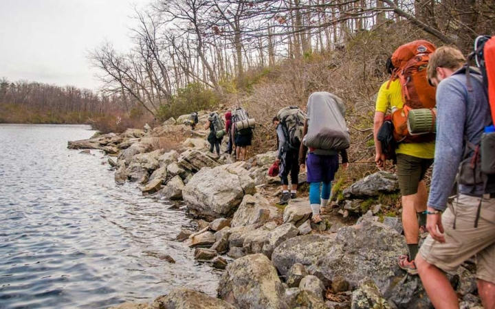 pennsylvania backpacking intensive trip