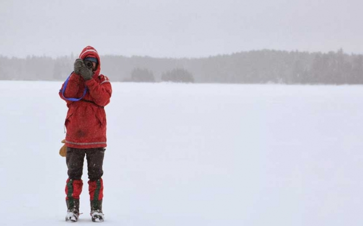 Boundary Waters Dog Sledding & Cross Country Skiing for Adults