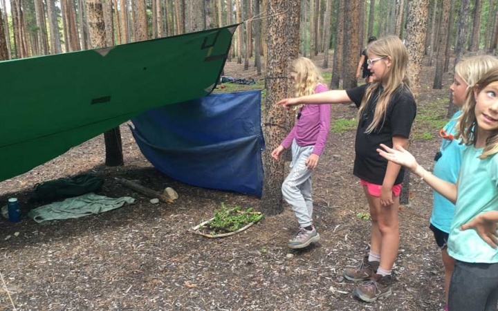 backpacking lessons for elementary school students