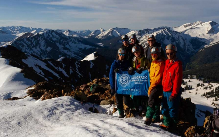mountaineering gap year program in colorado