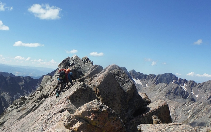 mountaineering program in colorado