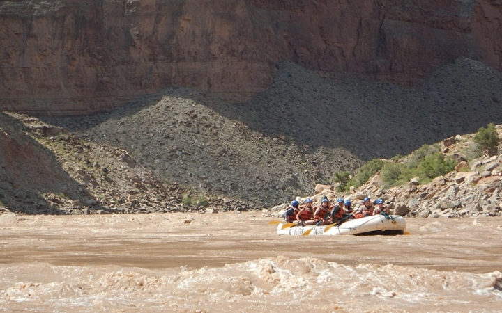 gap year rafting program in utah