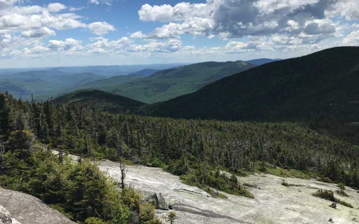 maine backpacking for young adults