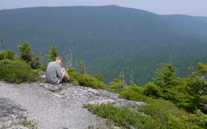 teens reflect on backpacking trip