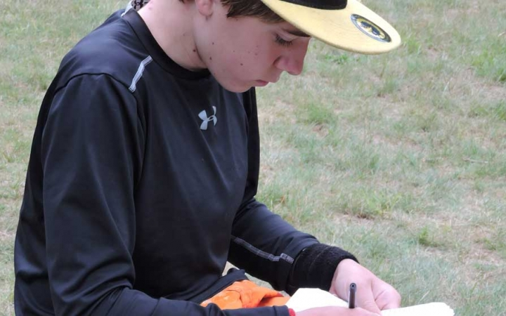teens reflect on wilderness expedition