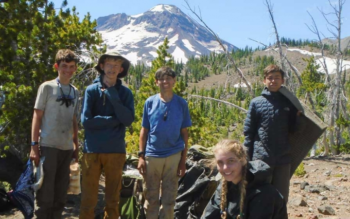 backpacking for high schoolers
