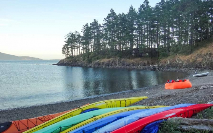 sea kayaking program for teen
