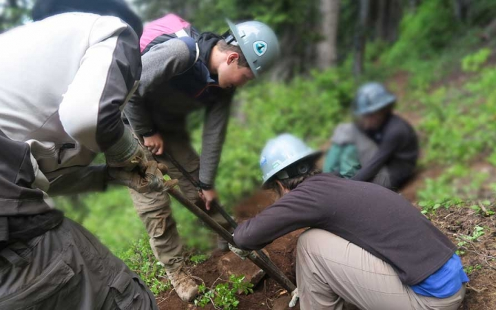 service learning for teens in oregon