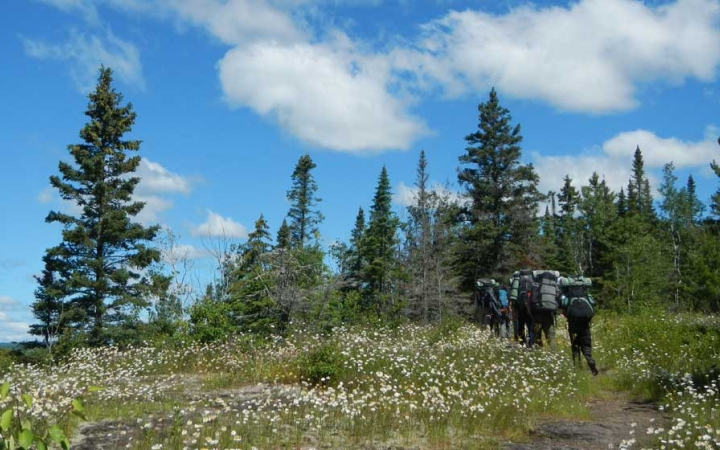 backpacking class for adults