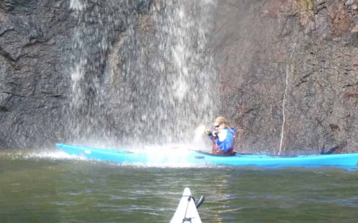 kayaking lessons for adults