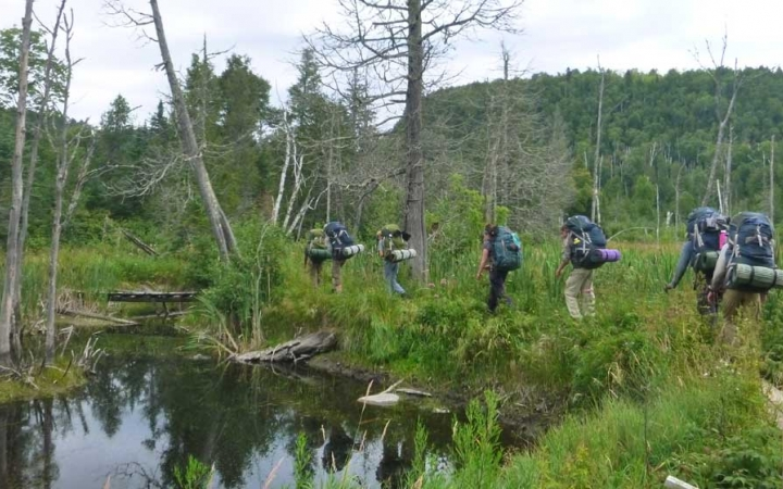 superior hiking trail backpacking teaches character development