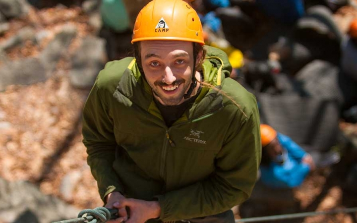 adults only rock climbing adventure trip