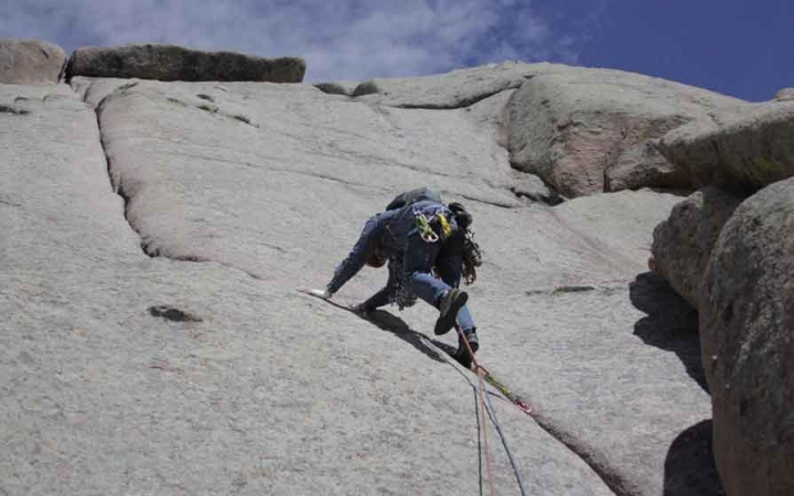 colorado rock climbing trip for adults