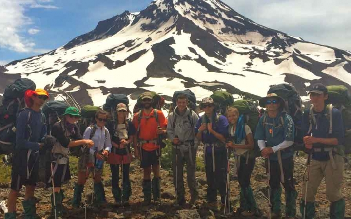 oregon backpacking trips for teens