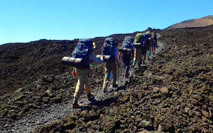 backpacking program for teens in oregon