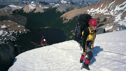 mountaineering and mountain climbing courses