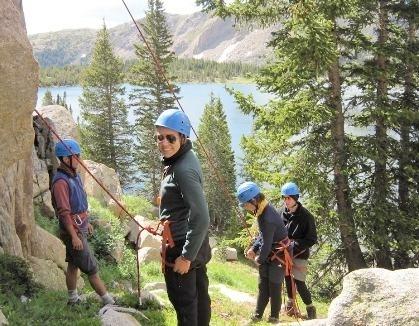 Outward Bound Rock Climbing Adventure Camps
