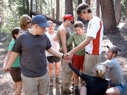 Outward Bound Group Programs for Schools, Families, Clubs, Teams