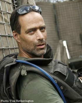 Sebastian Junger Partners with Outward Bound for Veterans