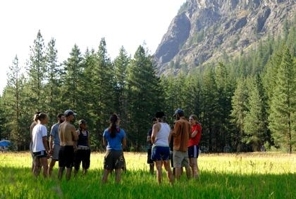 Outward Bound Alternative semester and gap year courses